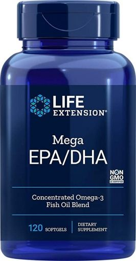 Омега 3 рибено масло Life Extension
