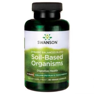 Swanson Ultra Dynamic Balance Blend Soil-Based Organisms / Почвени  организми- пробиотик 90кап