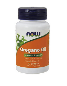 Див Риган| Oregano| Now Foods, 90 дражета
