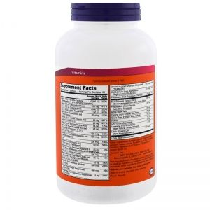 Adam Multivitamins and Minerals, Now Foods